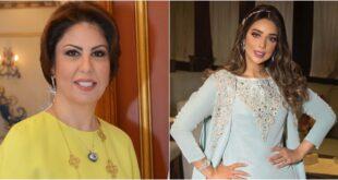 الإعلامية فجر السعيد تهاجم الفنانة بلقيس فتحي
