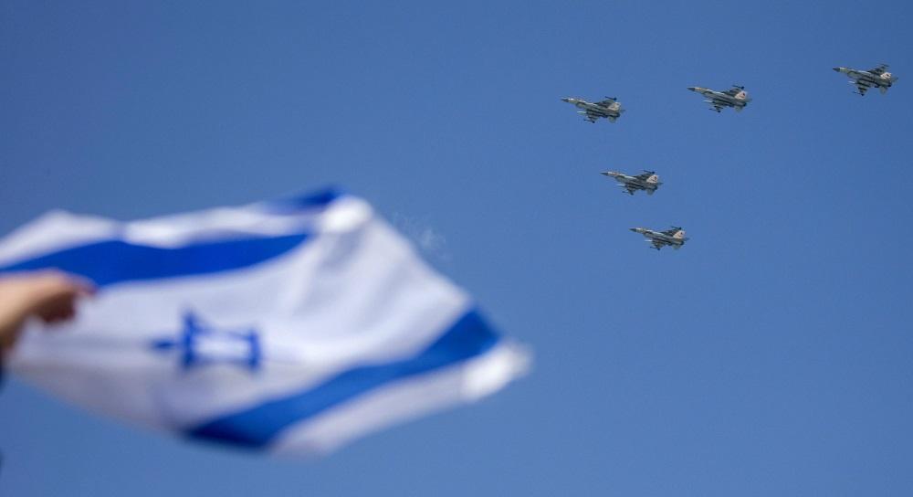 مقاتلات إسرائيلية - إف 16