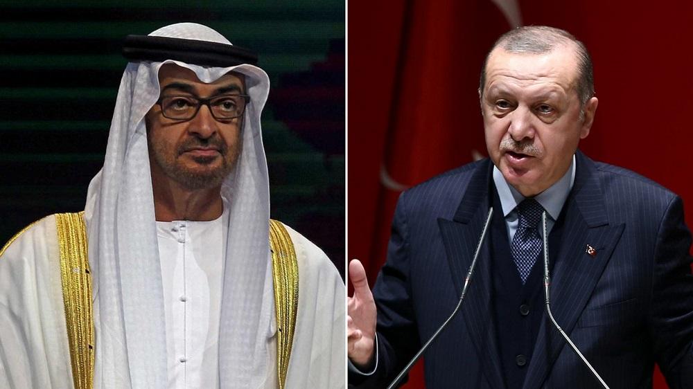 حرب عسكرية تشتعل وتركيا تخترق الإمارات