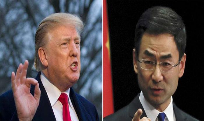 أول رد من الصين على تهديدات