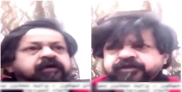 الممثل الباكستاني المقيم في الكويت يعتذر