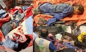 الأمم المتحدة تدين مجزرة طيران التحالف