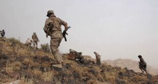 الجيش الوطني يتقدم نحو عاصمة أبين