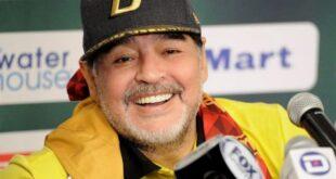 """الكشف عن أغرب وصية لـ""""مارادونا"""""""