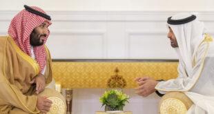 الخلافات بين السعودية والإمارات