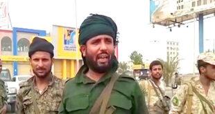 قائد الحزام الأمني في محافظة لحج، العميد وضاح عمر عبدالعزيز